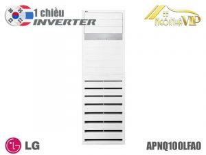 Điều hòa tủ đứng LG APNQ100LFA0/APUQ100LFA0 Inverter 1 chiều 930000 BTU chính hãng