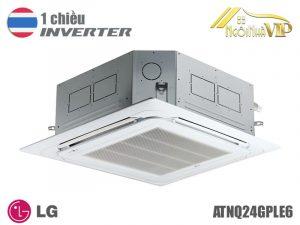 Điều hòa âm trần LG ATNQ24GPLE6/ATUQ24GPLE6 Inverter 1 chiều 24000 BTU chính hãng