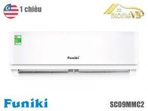 Điều hòa Funiki SC09MMC2 9000 Btu 1 chiều