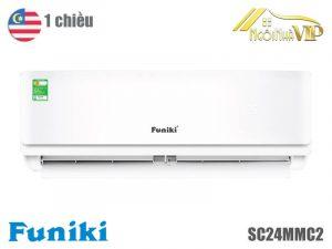 Điều hòa Funiki SC24MMC2 24000 Btu 1 chiều