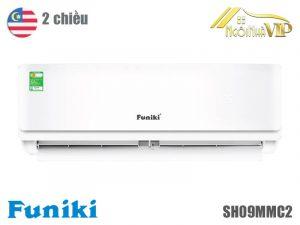 Điều hòa Funiki SH09MMC2 9000 Btu 2 chiều
