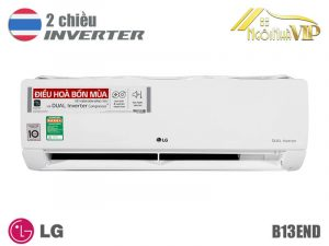 Điều hòa LG B13END 2 chiều 12000 BTU nhập khẩu chính hãng