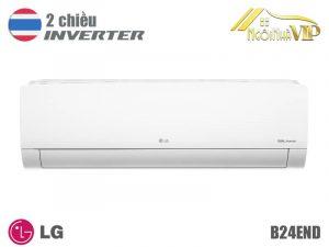 Điều hòa LG B24END 2 chiều 24000 BTU nhập khẩu chính hãng