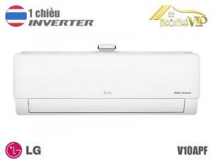 Điều hòa LG V10APF 1 chiều 9000 BTU nhập khẩu chính hãng