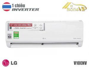Điều hòa LG V10ENV 1 chiều 9000 BTU nhập khẩu chính hãng