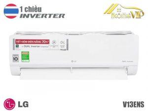 Điều hòa LG V13ENS 1 chiều 12000 BTU nhập khẩu chính hãng