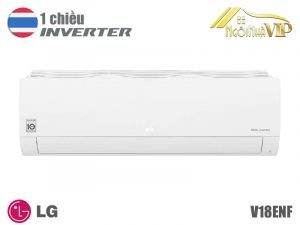 Điều hòa LG V18ENF 1 chiều 18000 BTU nhập khẩu chính hãng