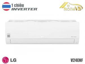 Điều hòa LG V24ENF 1 chiều 24000 BTU nhập khẩu chính hãng