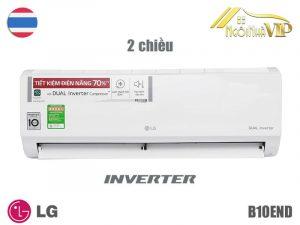 Điều hòa LG B10END Inverter 2 chiều 9000 BTU chính hãng